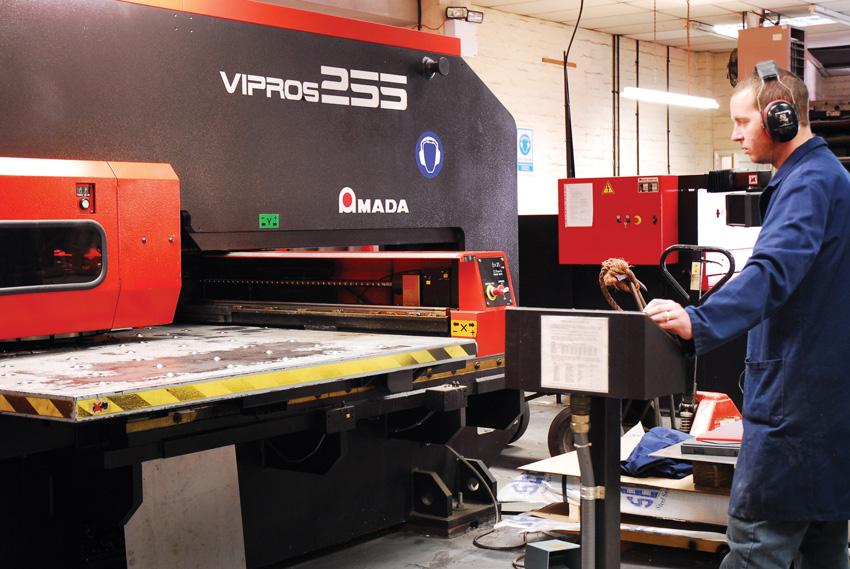 Precision sheet metal work, fabrication, CNC machining